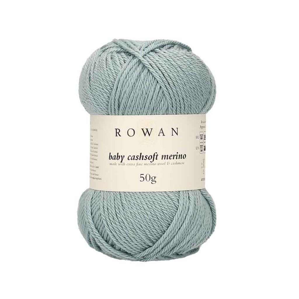 Rowan Baby Cashsoft Merino 4 Ply Yarn   108 Sea Green