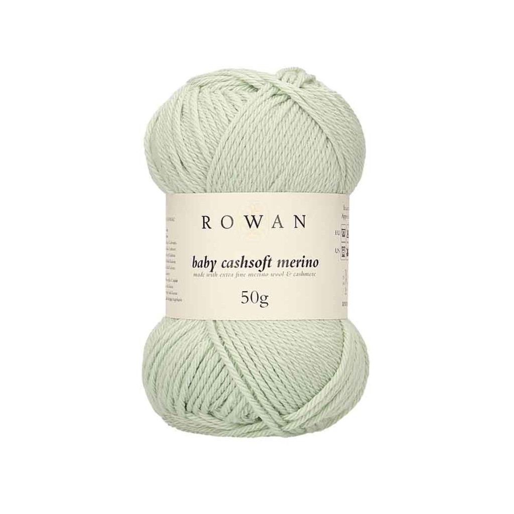 Rowan Baby Cashsoft Merino 4 Ply Yarn   109 Mint