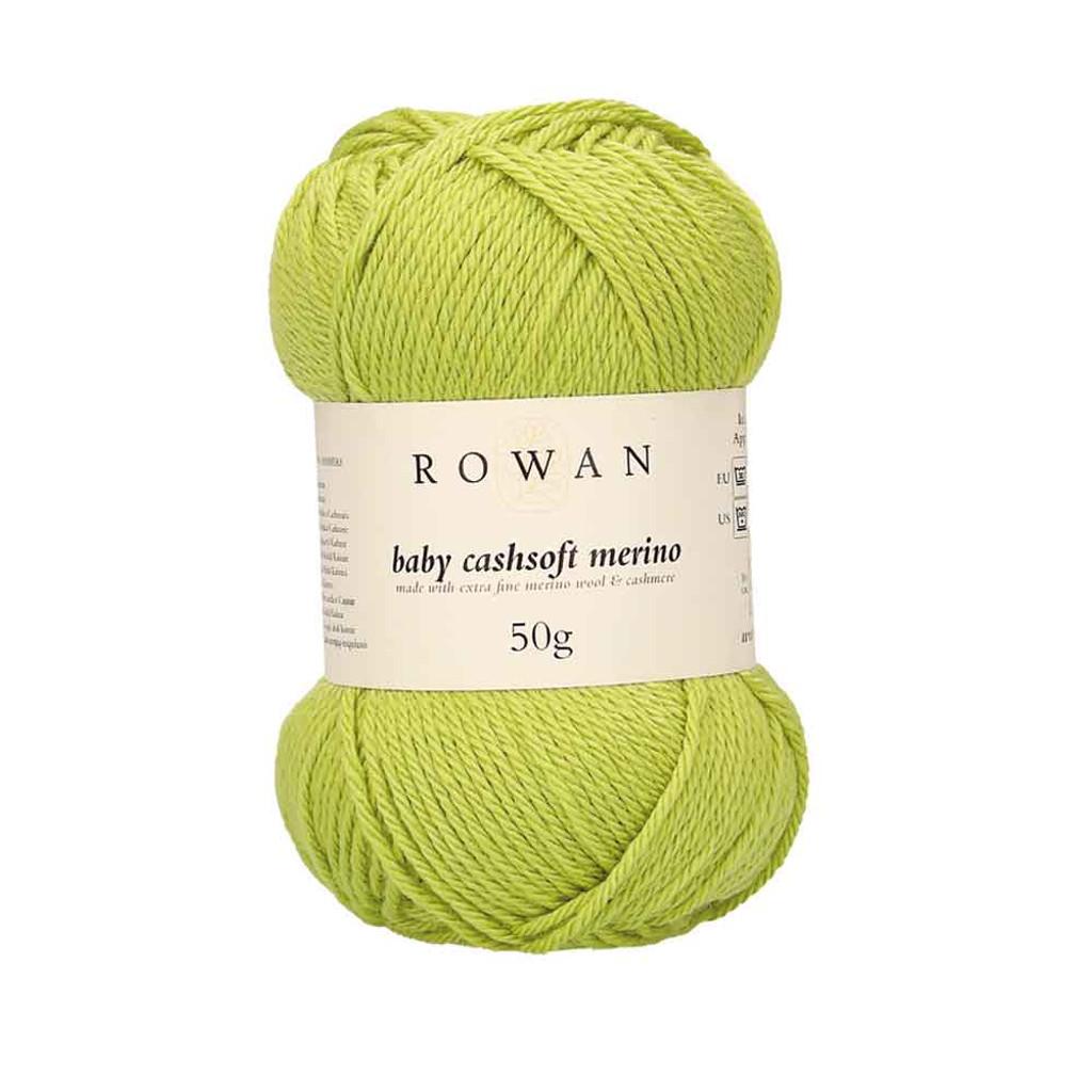 Rowan Baby Cashsoft Merino 4 Ply Yarn   110 Apple