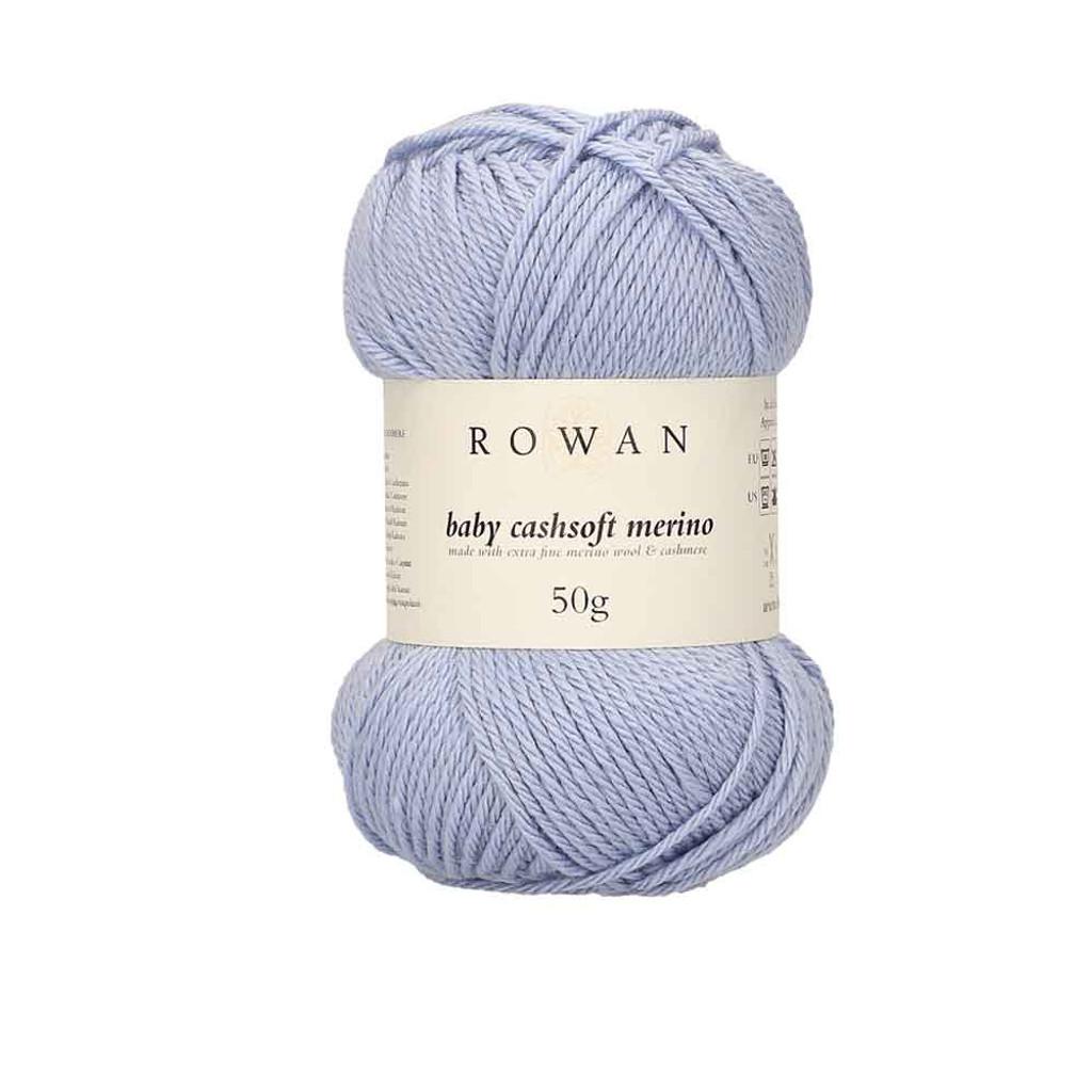 Rowan Baby Cashsoft Merino 4 Ply Yarn   111 Heavenly