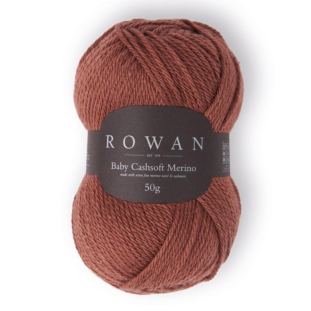 Rowan Baby Cashsoft Merino 4 Ply Yarn   121 Nutkin