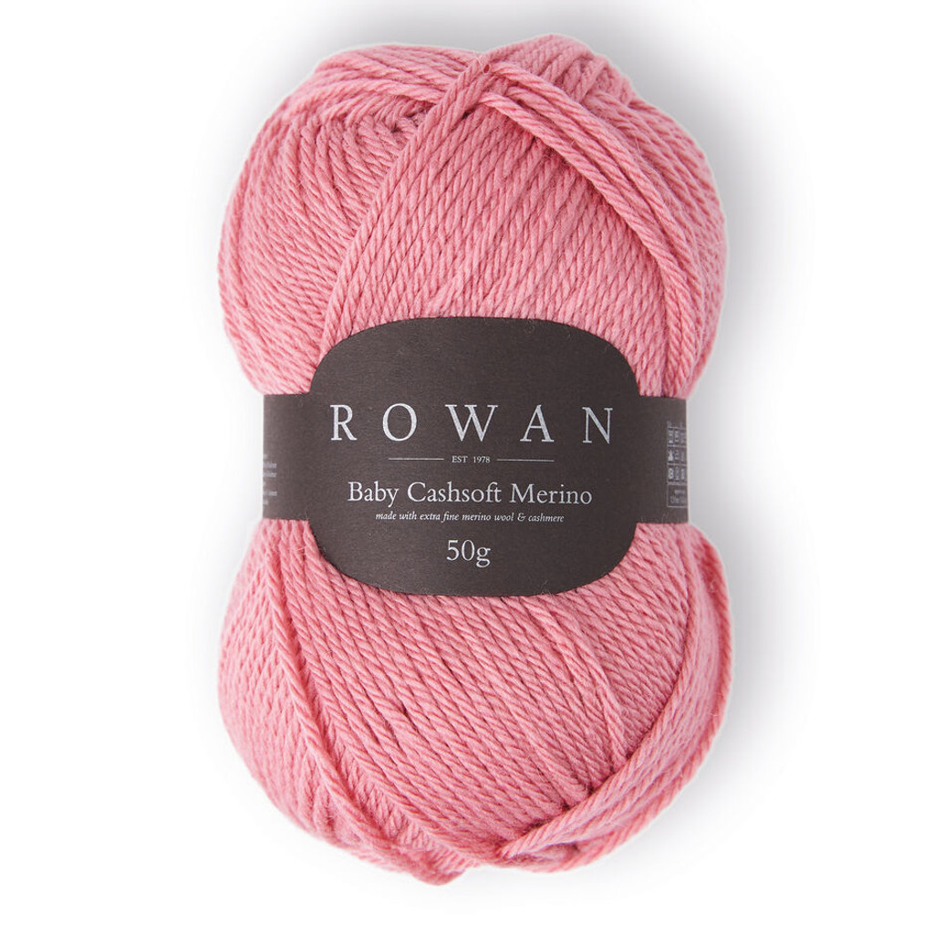 Rowan Baby Cashsoft Merino 4 Ply Yarn   122 Piglet