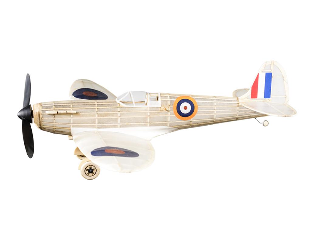 The Vintage Model Co. | Flying Model Kit | Supermarine Spitfire Mk. VB | Final Result