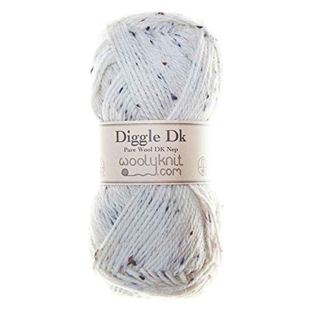 Woolyknit Diggle DK   Aran