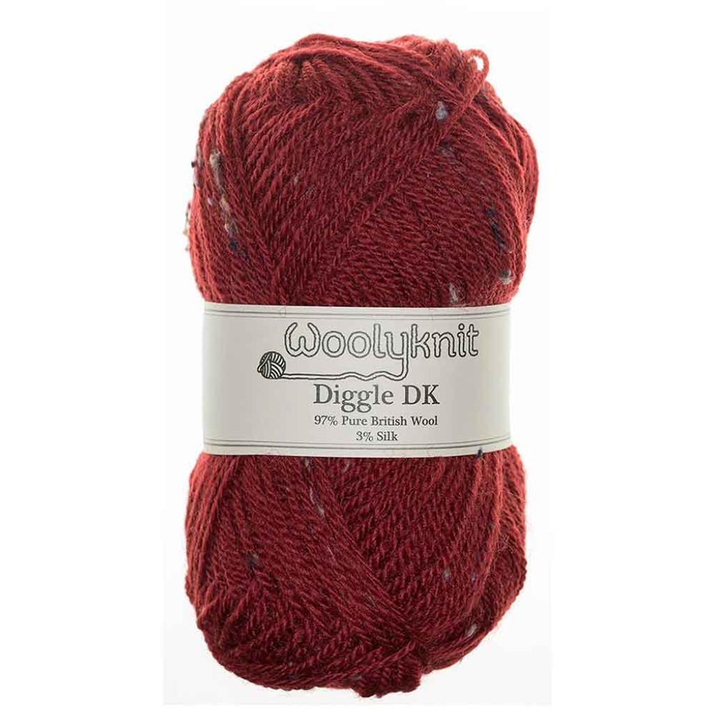 Woolyknit Diggle DK   Autumn