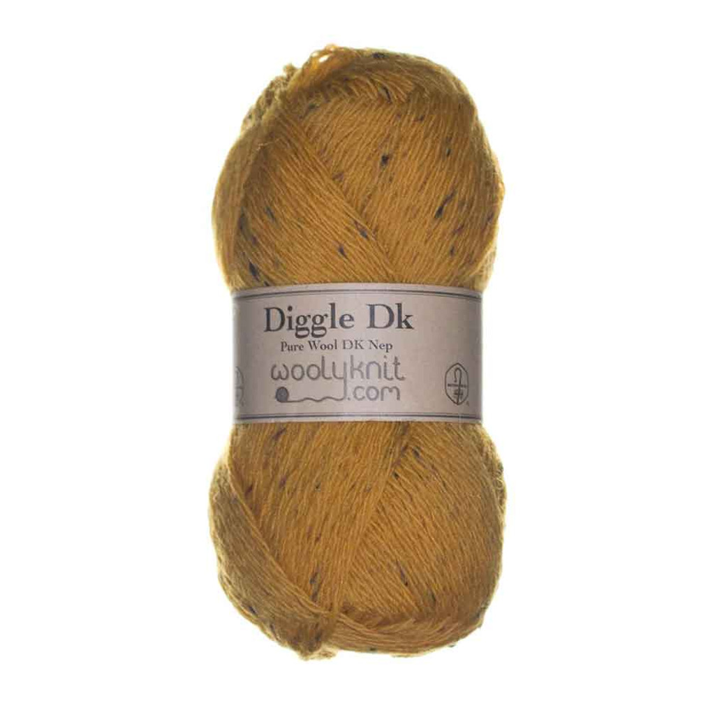 Woolyknit Diggle DK   Gold