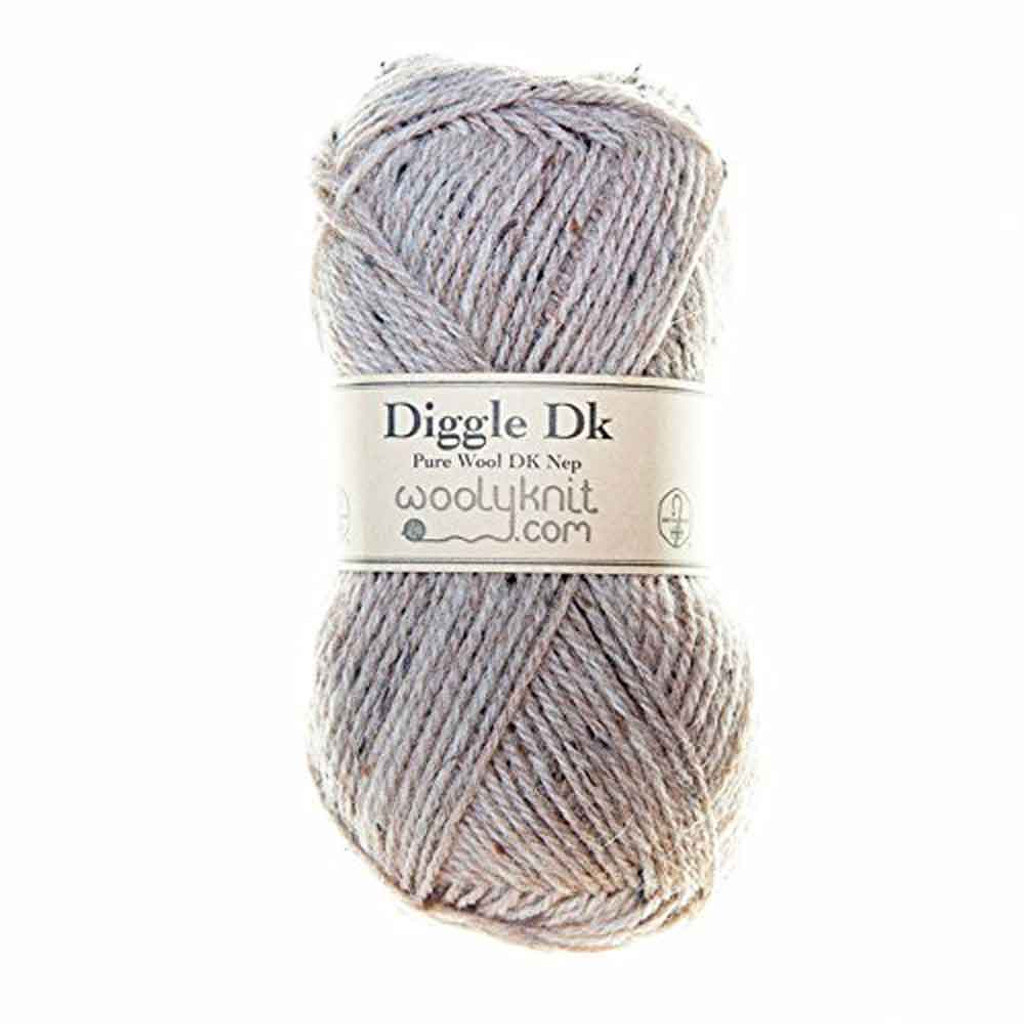 Woolyknit Diggle DK   Rustic
