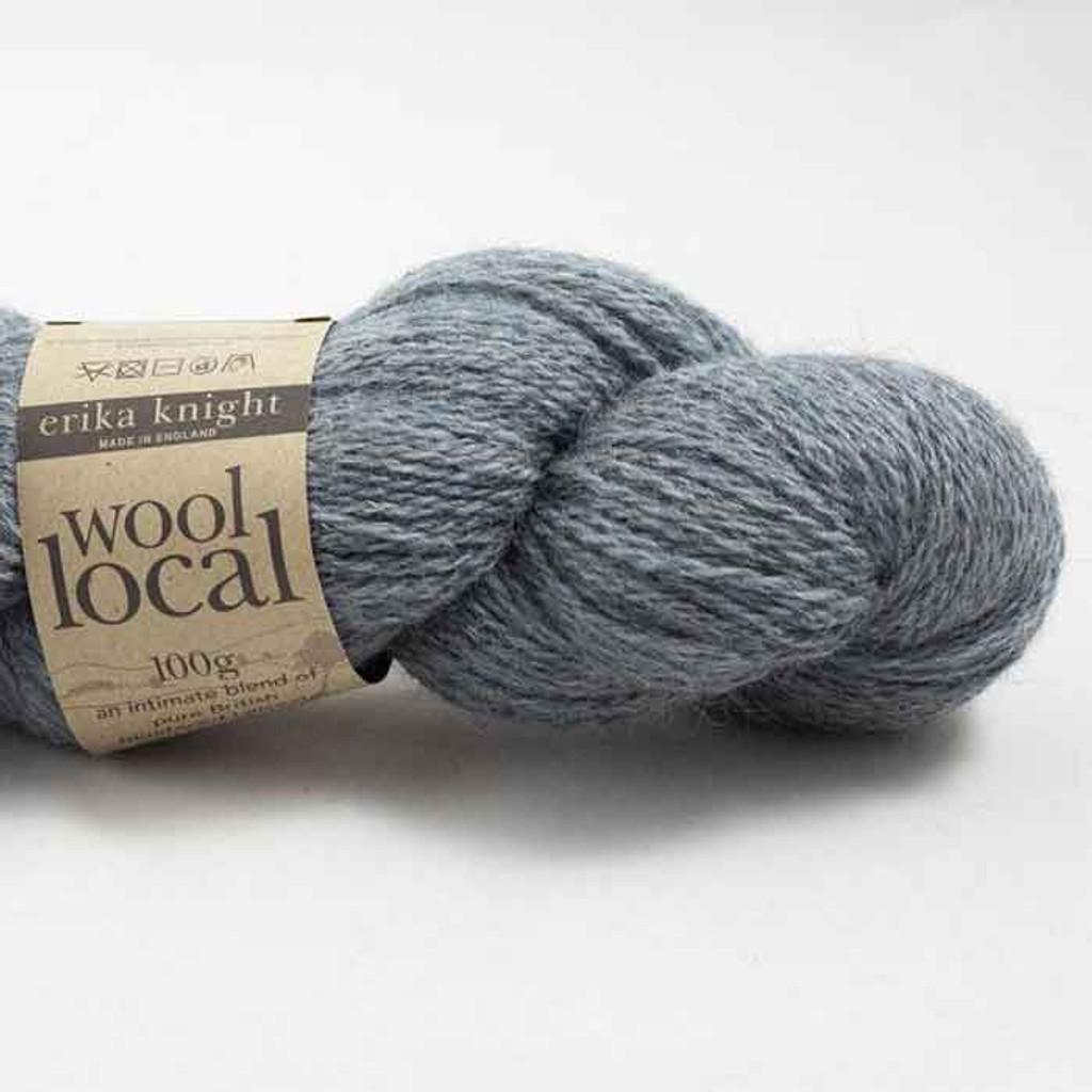 Erika Knight Wool Local   801 Bennett Pale Blue