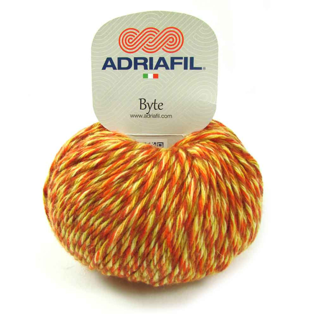 Adriafil Byte Dk yarn   81 Chrysanths