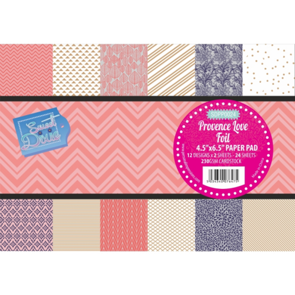 "Sweet Dixie | Paper Pad | 4.5"" x 6.5"" 