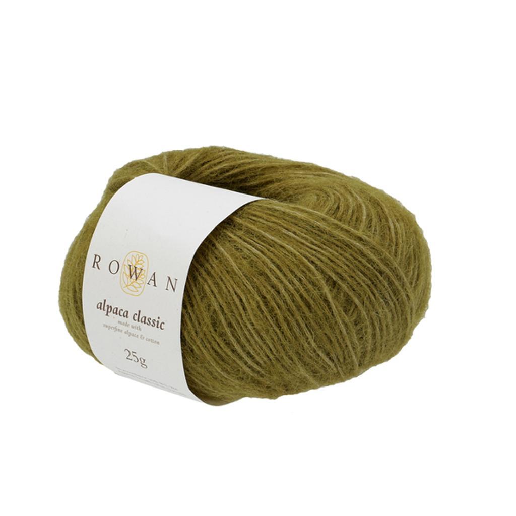 Rowan Alpaca Classic Dk Yarn, 25g Balls | 112 Willow
