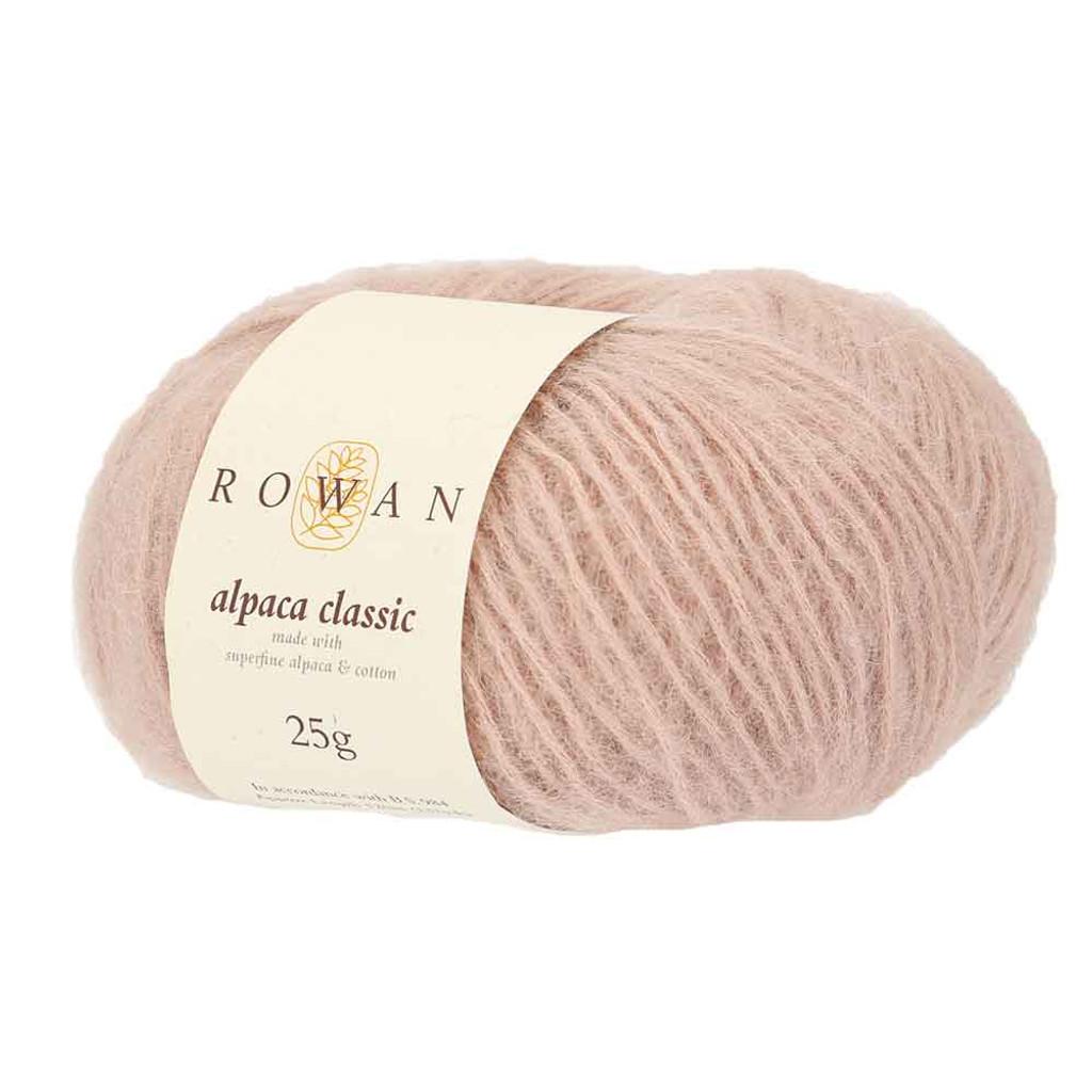 Rowan Alpaca Classic Dk Yarn, 25g Balls  | 130 Dusk