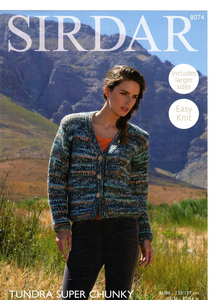 Sirdar | Tundra Super Chunky | 8047