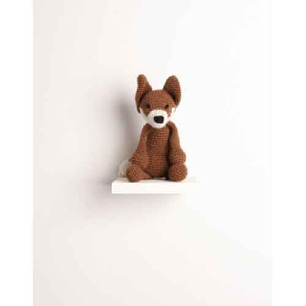 Toft Amigurumi Crochet Kits | Edward's Menagerie Animals | Kerry Lord | Esme the Fox