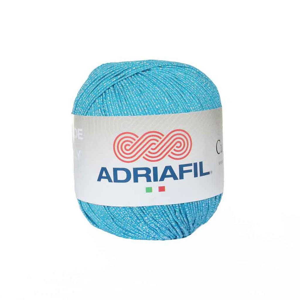 Adriafil Cupido 4 Ply Knitting Yarn, 50g Balls | 23 Turquoise