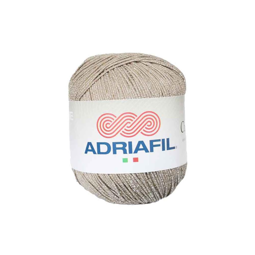 Adriafil Cupido 4 Ply Knitting Yarn, 50g Balls | 24 Ecru