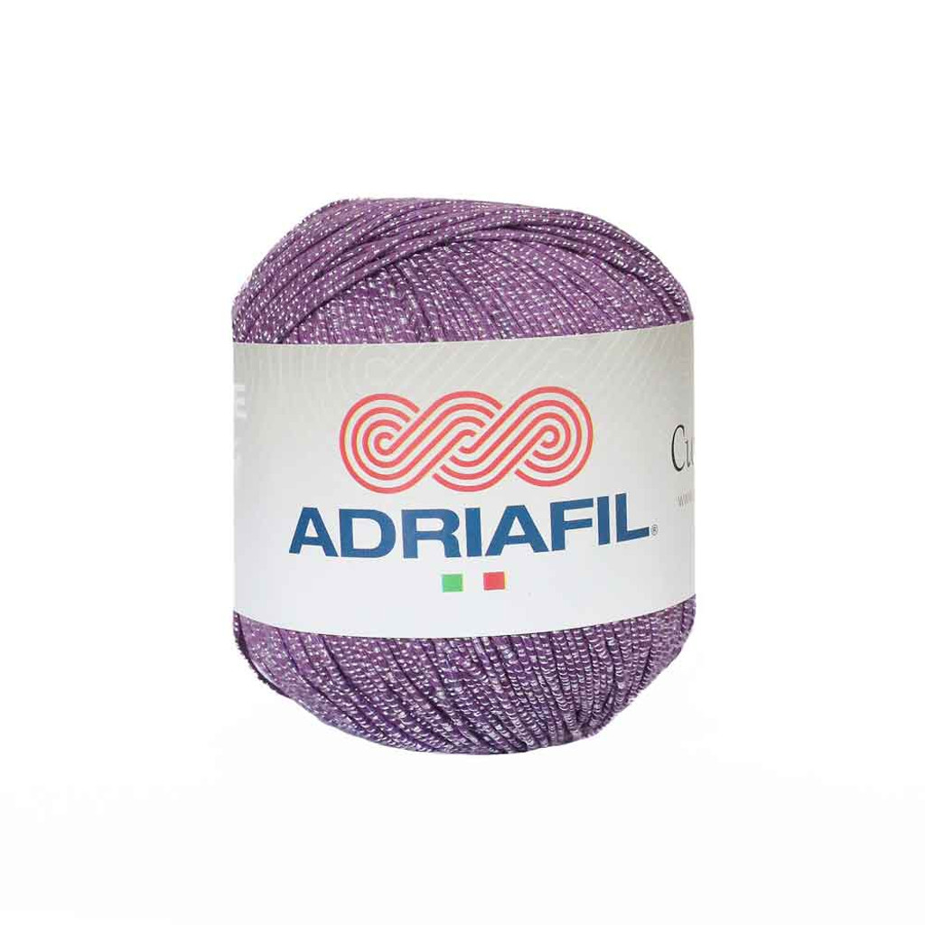 Adriafil Cupido 4 Ply Knitting Yarn, 50g Balls | 25 Purple
