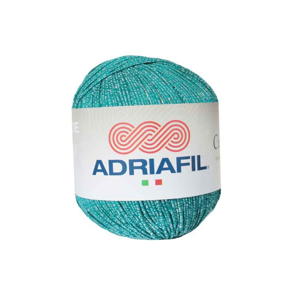 Adriafil Cupido 4 Ply Knitting Yarn, 50g Balls | 26 Emerald