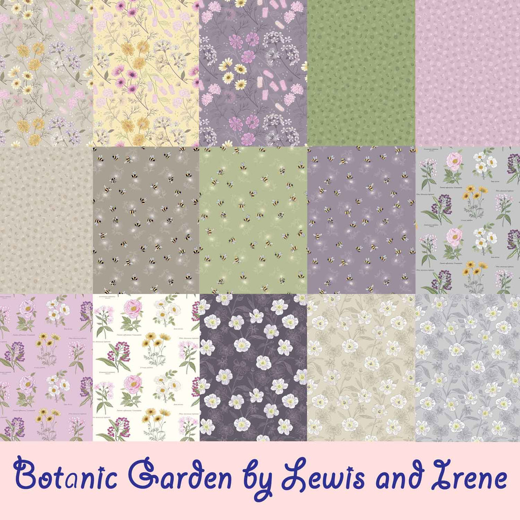 Botanic Garden | Lewis and Irene - The collection
