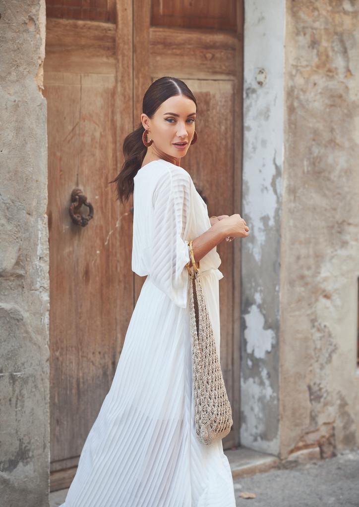 Mode at Rowan | Summer Knit - Bag