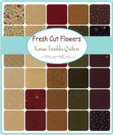 Fresh Cut Flowers | Kansas Troubles | Moda Fabrics