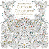 Millie Marotta's Curious Creatures | Colouring Book - Main Image