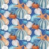 Calming Tides | Jessica Mundo | Henry Glass & Co. | HG1767-77 | Ocean Haul