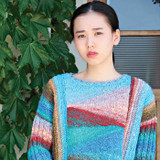 26 Short Row Sweater Knitting Pattern | Noro Silk Garden | Digital Download - Another Image