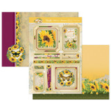 Choose to Shine | Luxury Topper Set | Forever Florals - Sunflower | Hunkydory | Content