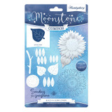 Build-a-Sunflower | Stamp and Die Set | Moonstone Combos | Hunkydory | Set