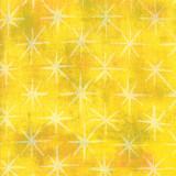 Grunge Seeing Stars   BasicGrey   Moda Fabrics   30148-20   Sunflower