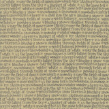 Snowbound | Kathy Schmitz | Moda Fabrics | 7021-14 | Text Fawn/Coal