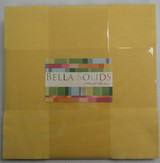 Bella Solids | Moda Fabrics | Pastels | Layer Cake