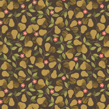 The Orchard   Lewis and Irene   A498.3   Pears on Dark