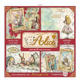 "Scrapbooking Pad | 12"" x 12"" | Stamperia | Alice"