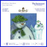 DMC | The Snowman & The Snowdog Cross Stitch Kits | Fir Trees
