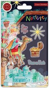 Bethlehem Stamp Set   Nativity   Helz Cuppleditch   Craft Consortium