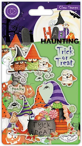Trick or Treat Stamp Set | Happy Haunting | Helz Cuppleditch | Craft Consortium