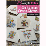 Christmas Cross Stitch | Twenty to Stitch | Twenty to Make - Main Image