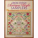 Cross Stitch Antique Style by Jane Grenoff - Main Image