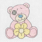 Anchor | Tatty Teddy Cross Stitch Kit | Cuddles