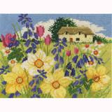 DMC | Cross Stitch Kit | Spring Bloom