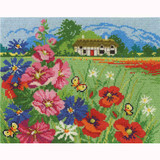 DMC | Cross Stitch Kit | Summer Meadow