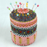 Corinne Lapierre | Wool Felt Kit | Pin Cushion