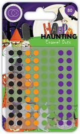 Adhesive Enamel Dots | Happy Haunting | Helz Cuppleditch | Craft Consortium