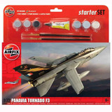 Airfix Large Starter Kit Panavia Tornado F3 | 1:72