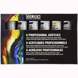 Golden Principle Professional Heavy Body Set | Pack of 6 - Main Image