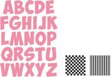 Alfabet | Collectables Die | Marianne Design