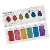 Gansai Tambi Watercolour Set | Gem Colours | Kuretake