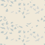 Serenity Fusion | Bonnie Christine | Art Gallery Fabrics | AGFFUSSE2100 | Aves Chatter Serenity